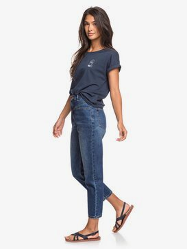 Calm At Sunrise - Mom Fit Jeans  ERJDP03235