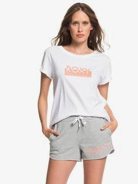 Groovy Spirit - Sweat Shorts for Women  ERJFB03232