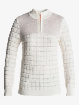 ROXY Premiere - Half-Zip Mid Layer for Women  ERJFT03579