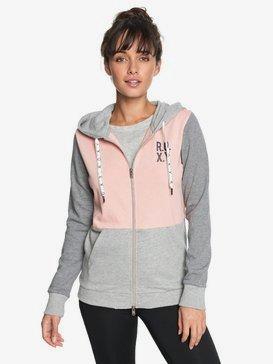 Dress Like You Re - Zip-Up Hoodie for Women  ERJFT03824