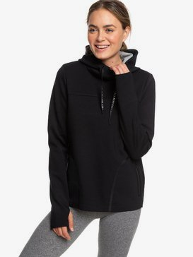 Echoes Of Silence - Bonded Sports Hoodie for Women  ERJFT03900
