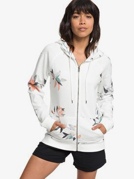 Yesterdays News - Zip-Up Hoodie for Women  ERJFT03913