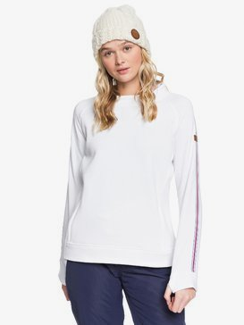 Resin Overhead - Technical Fleece for Women  ERJFT03983