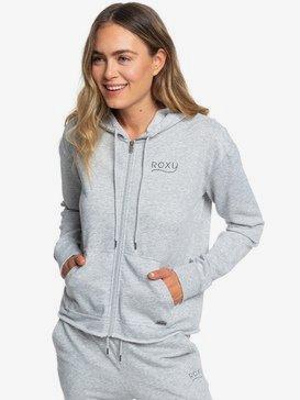 Moon Rising A - Zip-Up Hoodie for Women  ERJFT04079