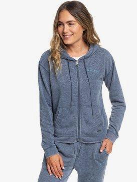Moon Rising B - Zip-Up Hoodie for Women  ERJFT04080