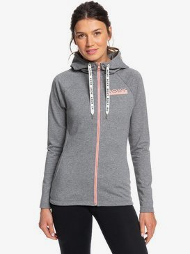 Soul Searcher B - Zip-Up Hoodie for Women  ERJFT04090