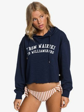 Repair Your Universe - Cropped Hoodie for Women  ERJFT04097