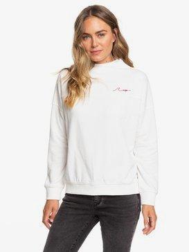 Mind Surf - High Neck Sweatshirt  ERJFT04105