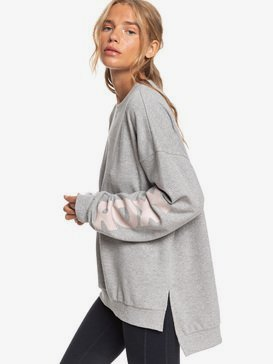 It Might Get Loud - Longline Sweatshirt  ERJFT04140