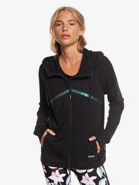 Rainbow Warrior - Cropped Zip-Up Hoodie  ERJFT04144