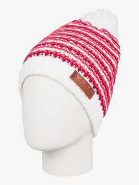 Anamudi - Pom-Pom Beanie for Women  ERJHA03409