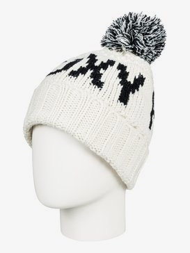 Tonic - Pom-Pom Beanie for Women  ERJHA03411