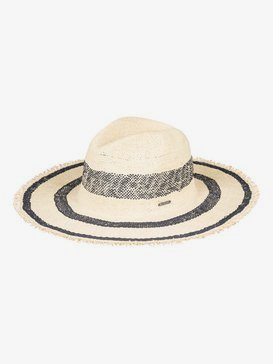Sound Of The Ocean - Straw Sun Hat for Women  ERJHA03522