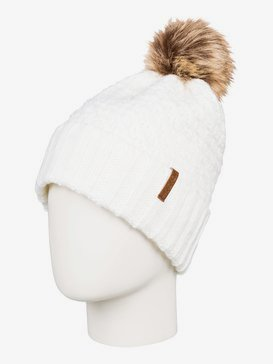 Blizzard - Pom-Pom Beanie for Women  ERJHA03555