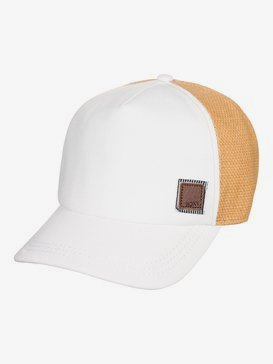 Incognito - Straw Trucker Cap for Women  ERJHA03614