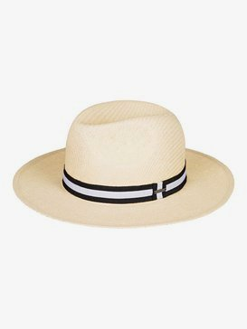 Here We Go - Straw Panama Hat  ERJHA03696