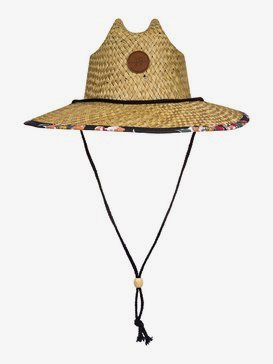 Pina To My Colada - Straw Sun Hat  ERJHA03773