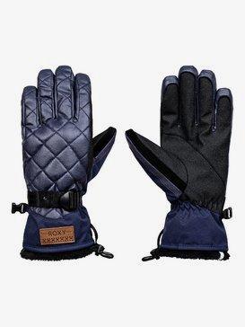 Merry Go Round - Snowboard/Ski Gloves for Women  ERJHN03069