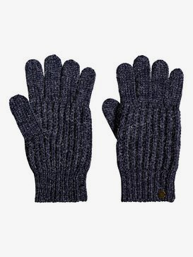 Gypsy Child - Lurex Knitted Gloves for Women  ERJHN03148