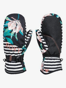 ROXY Jetty - Snowboard/Ski Mittens for Women  ERJHN03173