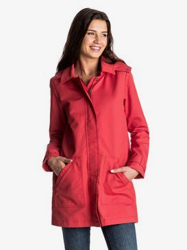 Gili Peak - Hooded Mac  ERJJK03169