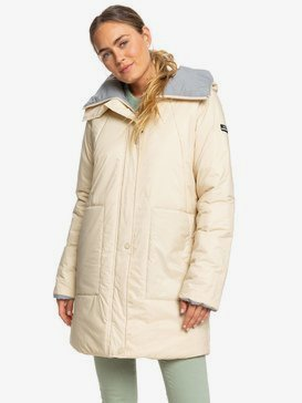 Freese Reversible - Reversible Waterproof Longline Hooded Jacket for Women  ERJJK03285