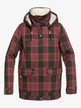 Brightshine - Hooded Longline Jacket for Women  ERJJK03370