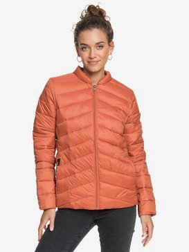 Coast Road - Water-Resistant Lightweight Packable Padded Jacket for Women  ERJJK03387