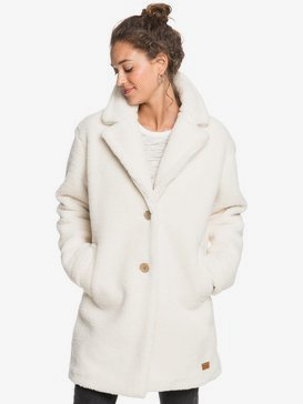 Far From Home - Sherpa Coat for Women  ERJJK03396