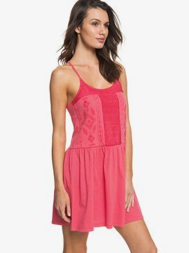 White Beaches - Strappy Dress for Women  ERJKD03167