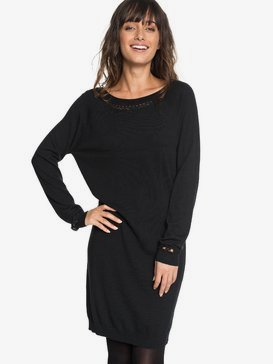 Expression Of Nature - Long Sleeve Dress for Women  ERJKD03204