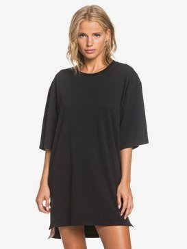 Bowled Over - Oversized T-Shirt Dress for Women  ERJKD03321