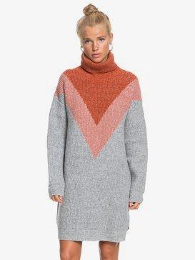 Juniper Hills - Oversized Jumper Dress for Women  ERJKD03340