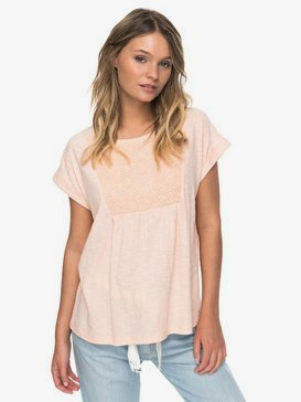 Cloud Discover - Short Sleeve Top for Women  ERJKT03363