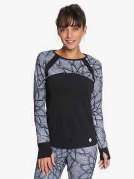 Cold Run - Technical Long Sleeve Top for Women  ERJKT03456