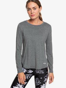 Shine On Me - Long Sleeve Sports Top for Women  ERJKT03584