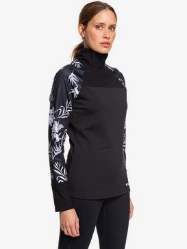 Crystalised Mind - Technical Long Sleeve Top for Women  ERJKT03587