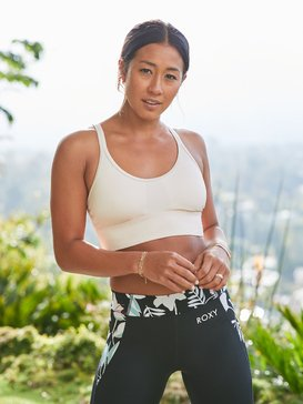 Welcome To Accapulco - Medium Support Sports Bra for Women  ERJKT03622