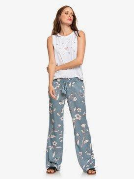 Oceanside - Flared Trousers for Women  ERJNP03244