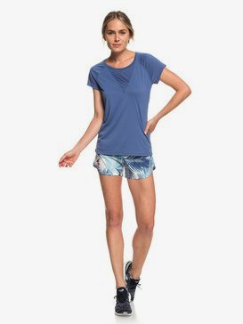 Nevada Race - Amphibian Workout Shorts for Women  ERJNS03192