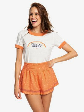 Boho Dreams - Viscose Shorts for Women  ERJNS03219