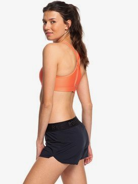 "Seasons Run 3"" - Technical Workout Shorts for Women  ERJNS03229"
