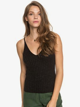 Moon Bird - Knitted Strapped Top for Women  ERJSW03404