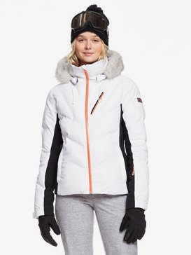 Snowstorm - Snow Jacket for Women  ERJTJ03212
