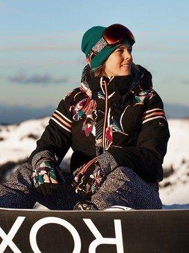 POP Snow Meridian - Snow Jacket for Women  ERJTJ03264