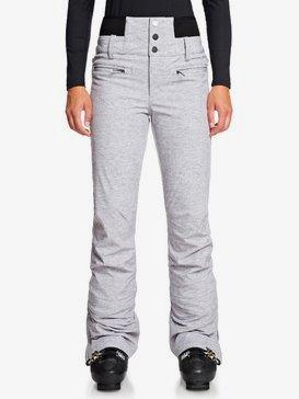 Rising High - High Waist Snow Pants for Women  ERJTP03085
