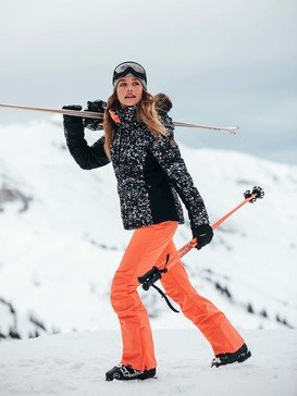 Summit - Shell Snow Bib Pants for Women  ERJTP03117