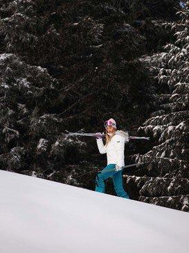 Rising High - Shell Snow Pants for Women  ERJTP03118