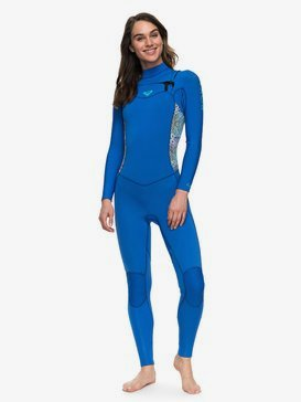 4/3mm Syncro - Chest Zip GBS Wetsuit for Women  ERJW103022