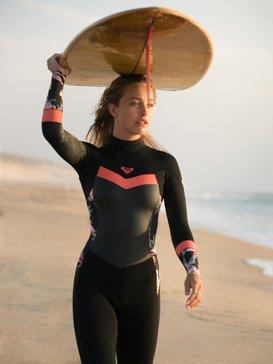 4/3mm Syncro GBS - Back Zip Wetsuit for Women  ERJW103054